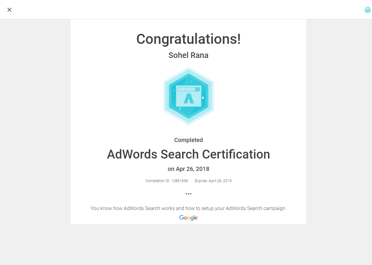 How To Add Google Certification Upwork Community