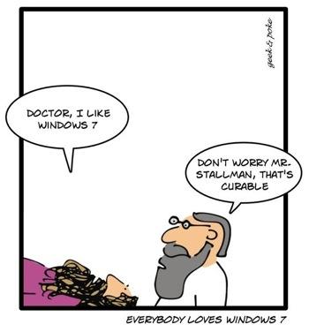 Windows 7 Cure