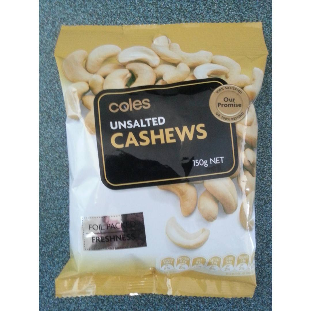 the real cashew deal