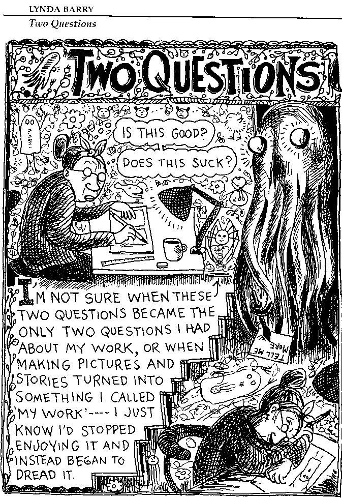 Lynda Barry_is this good or does it suck.jpg