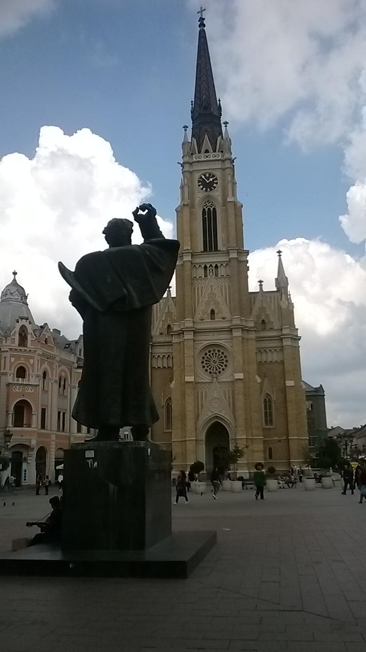 Novi Sad,Serbia    foto by Lina Gerzhoba