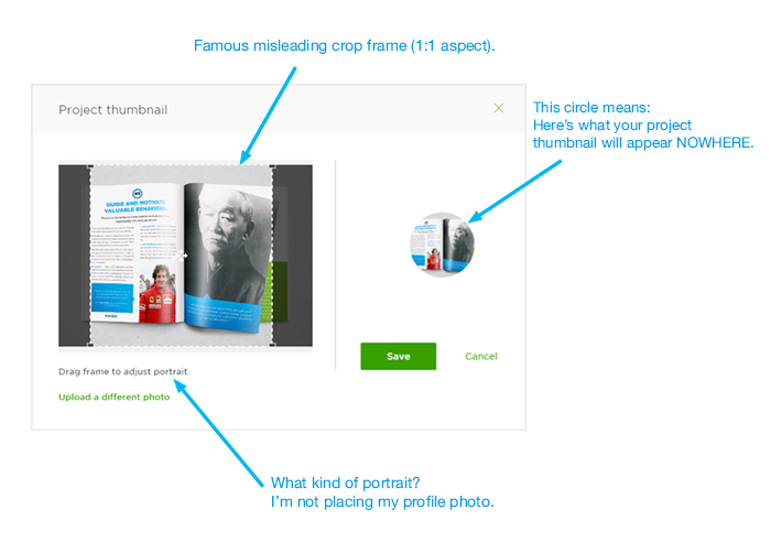 Portfolio Thumbnail Guide for Perfectionists - Upwork Community