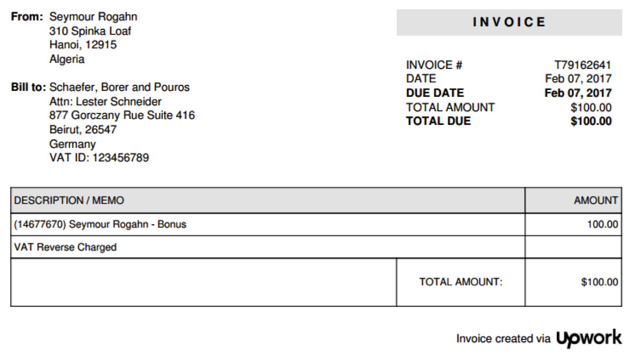 Invoice.png  How To Invoice Clients